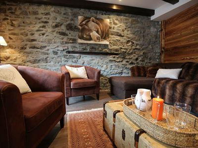 Photo for 4 rooms 9 people 4* south facing