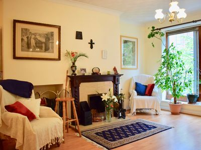 Photo for Airy 1 Bedroom Apartment in Central Dublin
