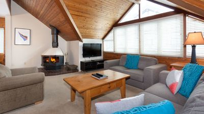 Photo for Fitzsimmons A  Sizable 3 Bedroom + Loft Condo in Heart of Whistler Village
