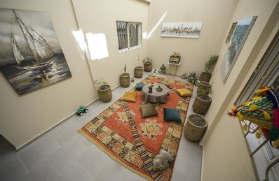 Photo for Cozy nest near the museum and cinema studios