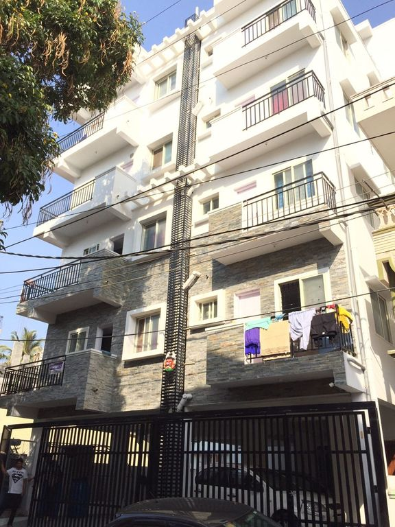 1BR Apt. near Indiranagar in Old Airport