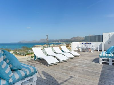 Photo for House in Son Serra de Marina with Internet, Washing machine, Air conditioning, Terrace (910095)