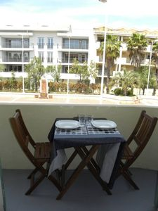 Photo for Cosy apartment with balcony and sea view, perfectly located, city centre