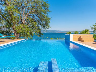 Photo for Beautiful Villa Pomona, in Dalmatia, with a Pool