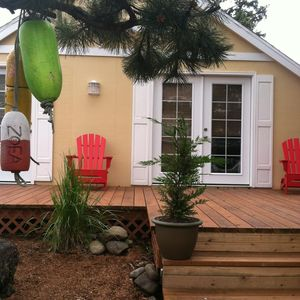 Photo for Columbia Cove Cottage: Relaxing 2 Bedroom 1 Bath At The Beach & Attractions