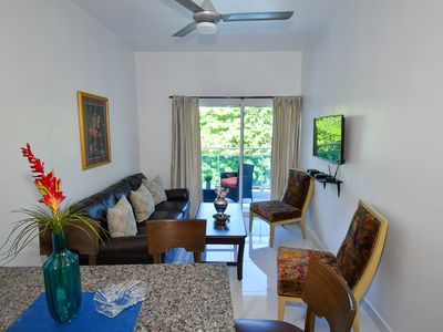 Photo for Modern Apartment #9 with Balcony & Roof-top Ocean View - Rosil Place