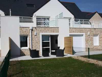 Photo for Appart 2/4 pers, 50 m Beach, Sea View, South Brittany, France