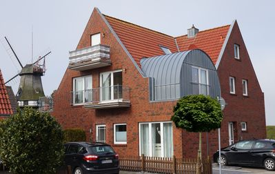 Photo for Comfortable apartment with balcony in Carolinensiel / North Sea / East Frisia