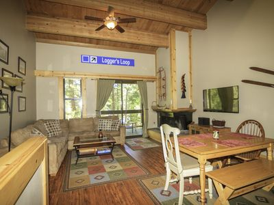 Photo for Northstar Resort Condo Truckee, 2bdrm  in Aspen Grove, near Lake Tahoe