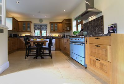 Homely family kitchen