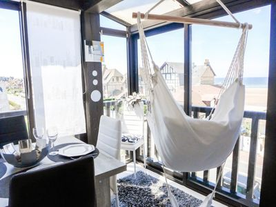 Photo for Apartment Kennedy in Villers sur mer - 2 persons, 1 bedrooms