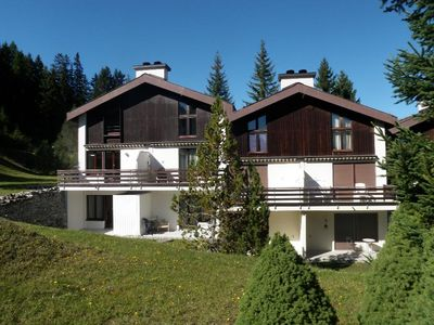Photo for *** Apartment La Schmetta, Lenzerheide