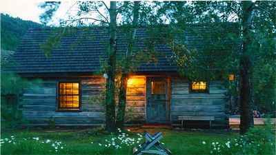 The Homestead Cabin