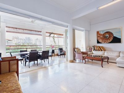 Photo for Huge 4 Bedroom Apt for 10 Pax at Holland
