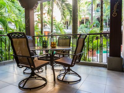Photo for Newly Renovated Condo STEPS from Jaco Beach in Gated Community
