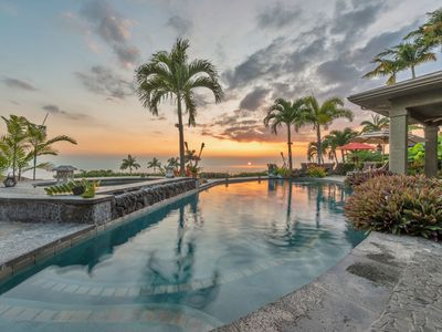 Luxury Private Vacation | 180° Ocean View | AC | Pool