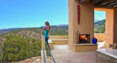 Photo for Blue Pine Estate-Amongst the best properties in Santa Fe with amazing views!