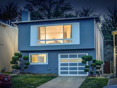 Photo for New Listing with Distant Golden Gate Bridge Views! 5 Star Host Comfortable Home!
