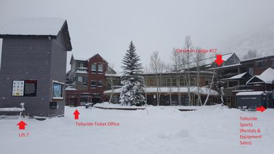 Photo for Stunning Ski-in Ski-Out Condo On River Trail w/Ski & Mtn Views ,7th Night FREE!