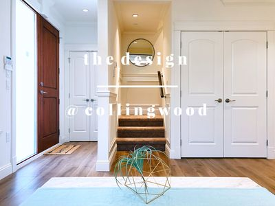 Photo for ❋THE DESIGN @ COLLINGWOOD - ENTIRE BOUTIQUE TOWNHOME❋