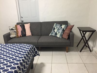 Photo for Comfortable Studio Close to the Airport & Wynwood