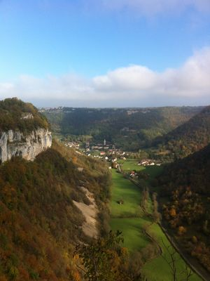 Photo for Beautiful view of Baume les Messieurs