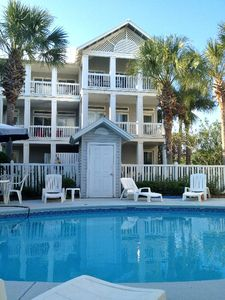 Photo for One lot from beach, Gulf View, Pool - A Perfect Summer East - Seagrove Beach