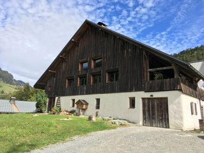 Photo for Large chalet in the mountains