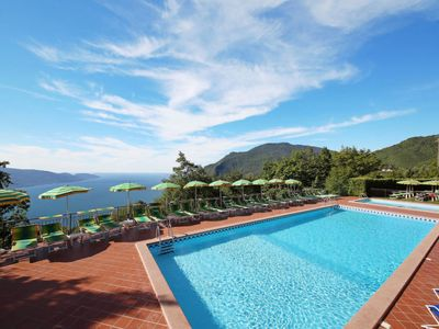 Photo for 2 bedroom Apartment, sleeps 6 in Gardola with Pool and WiFi