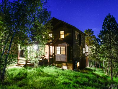 Photo for Big Bear Lodge- Black Hills Resort Cabin ~ Unique, Private, Relaxing!