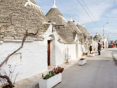 Photo for Trullo Silvia built of dry stone