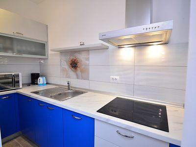 Photo for Apartment Vida in Umag - 4 persons, 1 bedrooms
