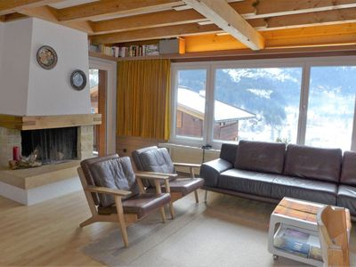 Photo for Apartment Casa Almis 5 in Grindelwald - 7 persons, 4 bedrooms