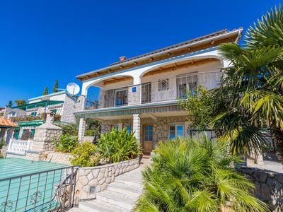 Photo for Holiday apartment sandy beach at only 150 m