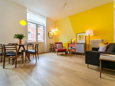 Photo for Charming Apartment in Saint Gilles - Brussels 2nd floor