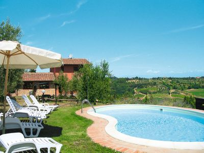 Photo for 5 bedroom Villa, sleeps 12 in Sorrezzana with Pool, Air Con and WiFi
