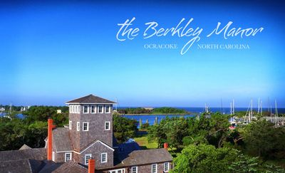 Photo for The Berkley Manor - Ocracoke's largest rental - An estate on Silver Lake