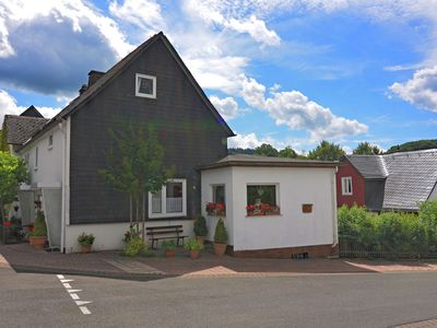Photo for Small, modern apartment on the ground floor near Willingen with private terrace