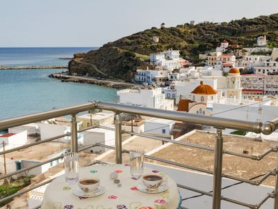 Photo for Sunrise Apartment - Karpathos