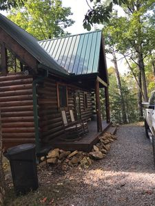 Photo for Secluded Mountain Retreat Less than 4 miles to Pigeon Forge!
