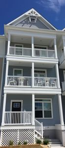 Photo for Best of the Bay and the Beach - Luxurious Waterfront Townhome