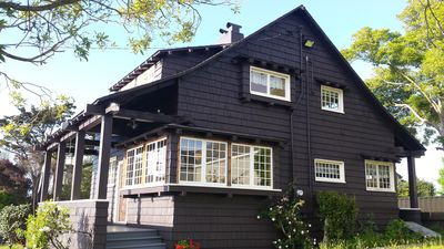 Photo for Campton House is a Handsome, 3 Bdrm Historic Home in Old Town Eureka