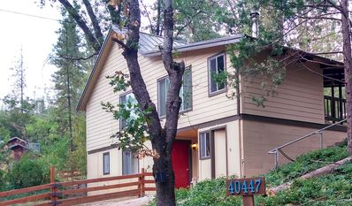 Photo for New Listing! Sparrow's Rest  Bass Lake/Yosemite