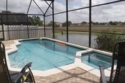 Disney Fireworks View B/yard, 3 Mi To Disney, Pvt Pool & Spa. Disney Inspected