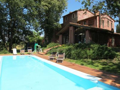 Photo for Castelvecchio Pascoli Holiday Home, Sleeps 7 with Pool and Free WiFi
