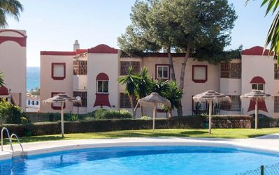 Photo for Apartment - 2 Bedrooms with Pool, WiFi and Sea views - 107266