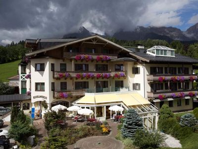 Photo for Double room Aberg / Sommerstein - Edelweiss, Hotel