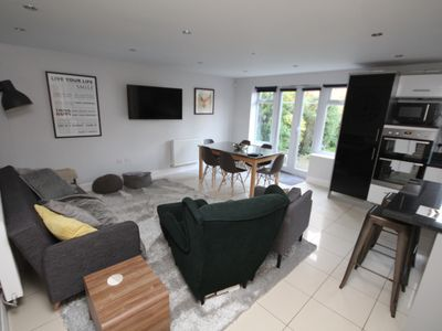 Photo for Spacious three bedroom house close to town