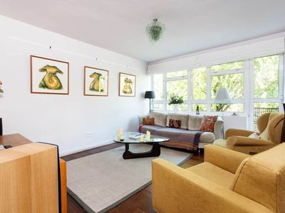 Photo for Ideal 2BR Apartment in Notting Hill, short walk from Portobello Road, by Veeve