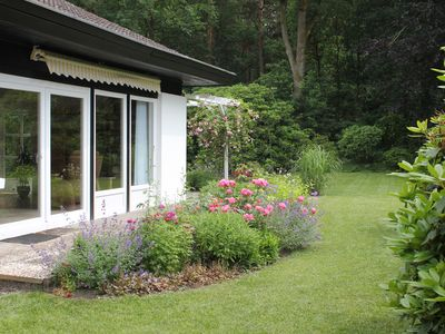 Photo for Friendly, spacious house at the forest edge in the monastery town of Wienhausen,